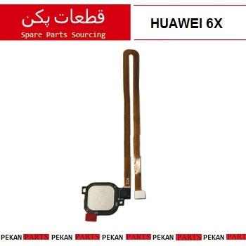 FLEX/FingerPrint HUAWEI Honor6x Black