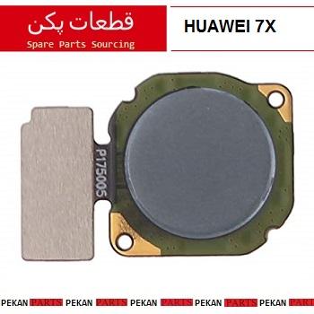FingerPrint HUAWEI Honor7x Black