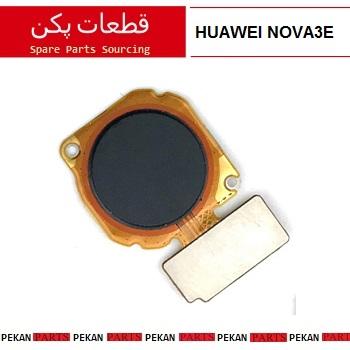 FingerPrint HUAWEI Nova3e Black