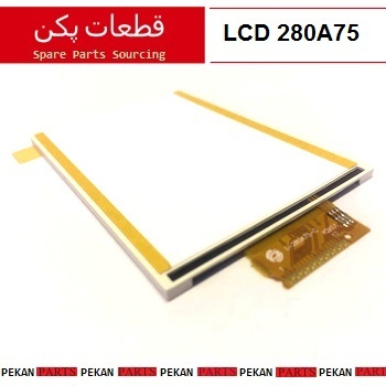 LCD CHINE 280A75 T472