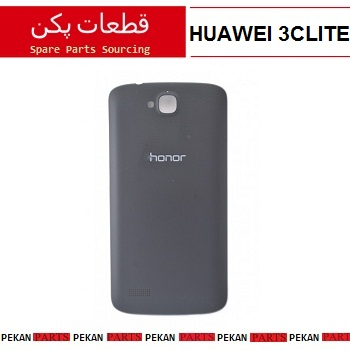 BACK/COVER HUAWEI Honor3cLite Black