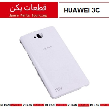 BACK/COVER HUAWEI Honor3C G740 White