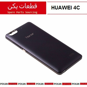 BACK/COVER HUAWEI Honor4C Black