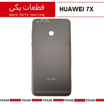 BACK/COVER HUAWEI Honor7x Black