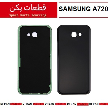 BACK/COVER SAMSUNG A720 Black