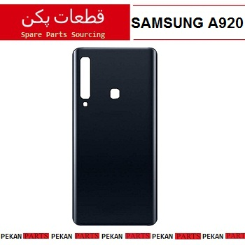 BACK/COVER SAMSUNG A920 Black