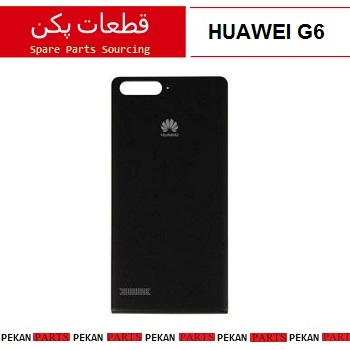 BACK/COVER HUAWEI G6 Black