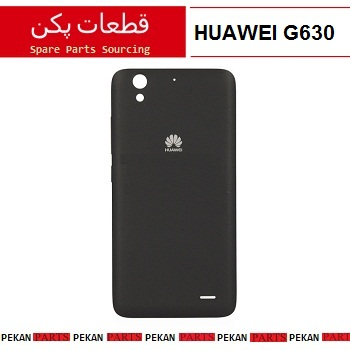 BACK/COVER HUAWEI G630 Black