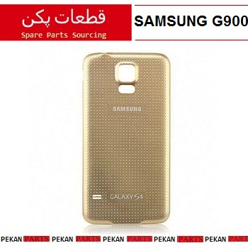BACK/COVER SAMSUNG G900 Gold