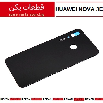 BACK/COVER HUAWEI Nova3e Black