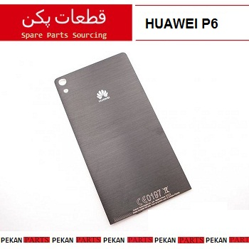 BACK/COVER HUAWEI P6 Black
