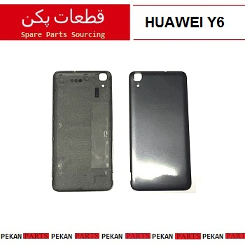 BACK/COVER HUAWEI Y6 Black