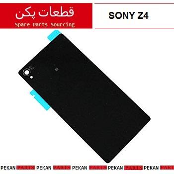 BACK/COVER SONY Z4 Black