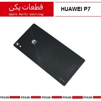 BACK/COVER HUAWEI P7 Black