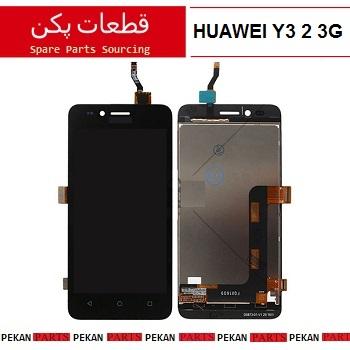 LCD HUAWEI Y3 II COM 3G Black