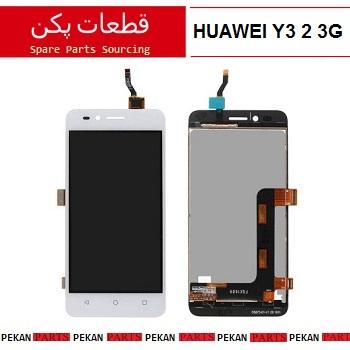 LCD HUAWEI Y3 II COM 3G White
