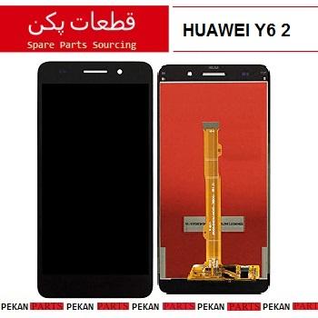 LCD HUAWEI Y6 II COM Black