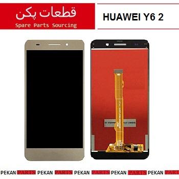 LCD HUAWEI Y6 II COM Gold