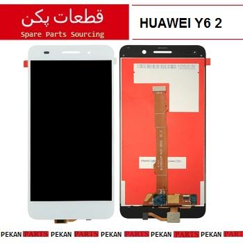 LCD HUAWEI Y6 II COM White
