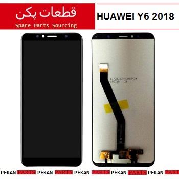 LCD HUAWEI Y6prime 2018 COM Black
