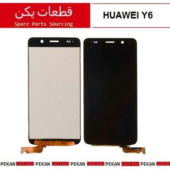LCD HUAWEI Y6 COM Black