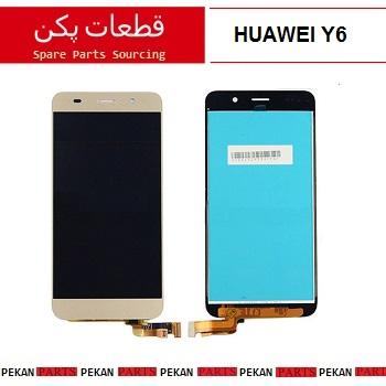 LCD HUAWEI Y6 COM Gold