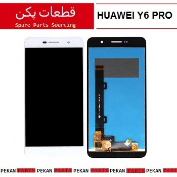 LCD HUAWEI Y6pro COM White