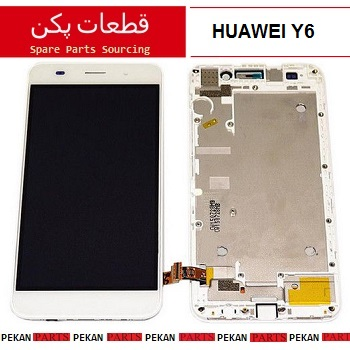 LCD HUAWEI Y6 COM+F White