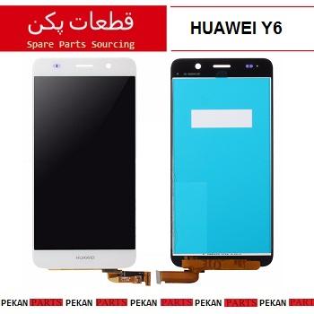 LCD HUAWEI Y6 COM White