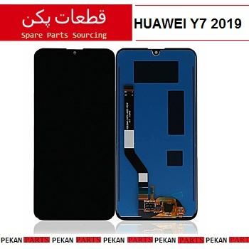 LCD HUAWEI Y7prime 2019 Y7 2019 COM Black