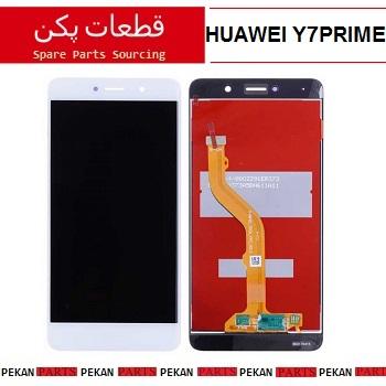 LCD HUAWEI Y7Prime COM White
