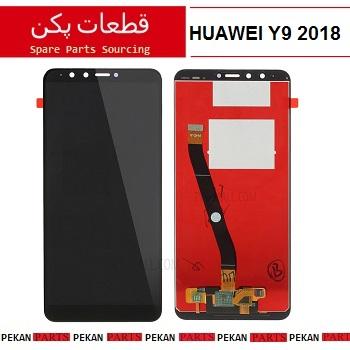 LCD HUAWEI Y9 2018 COM Black
