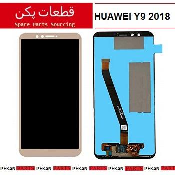 LCD HUAWEI Y9 2018 COM Gold
