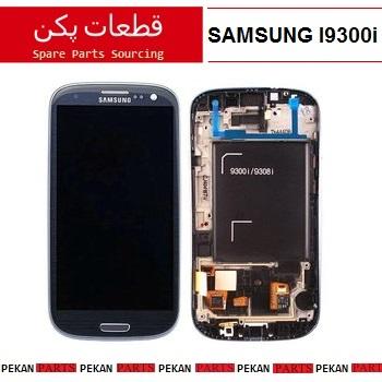 LCD SAMSUNG I9300i COM+F Black