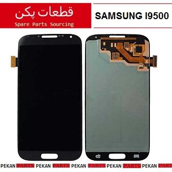 LCD SAMSUNG I9500 COM Black