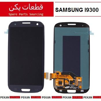 LCD SAMSUNG I9300 I9300i COM Black