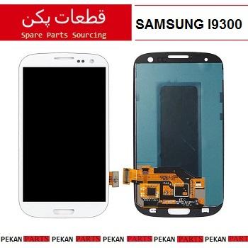 LCD SAMSUNG I9300 I9300i COM White