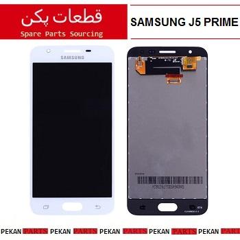 LCD SAMSUNG J5prime G570 COM White