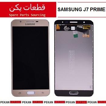 LCD SAMSUNG J7prime COM GOLD