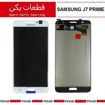LCD SAMSUNG J7prime COM WHITE