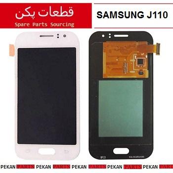 LCD SAMSUNG J110 COM WHITE