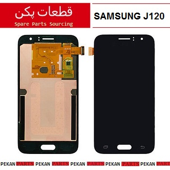 LCD SAMSUNG J120 COM BLACK