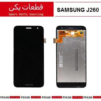 LCD SAMSUNG J260 COM Black