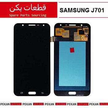 LCD SAMSUNG J7core J701 COM Black