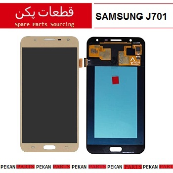 LCD SAMSUNG J7core J701 COM Gold