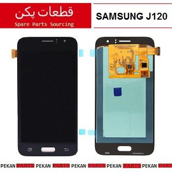 OLED SAMSUNG J120 COM BLACK
