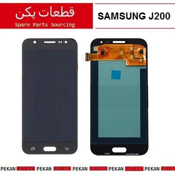 OLED SAMSUNG J200 COM Black