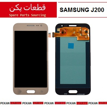 OLED SAMSUNG J200 COM Gold