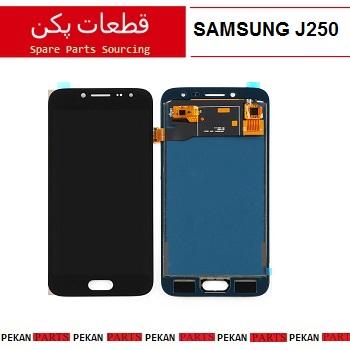 OLED SAMSUNG J250 COM Black