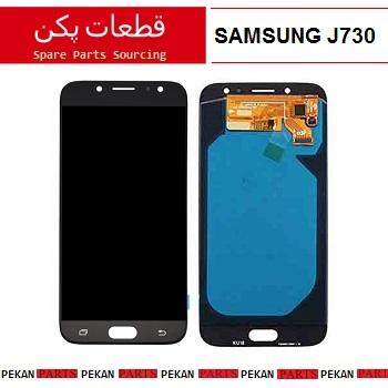 OLED SAMSUNG J7pro J730 COM Black